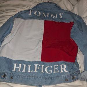 *NEW* Tommy Hilfiger Jean Jacket